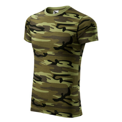 Camouflage póló