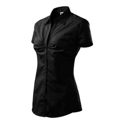 Chic Női blúz Fekete XL