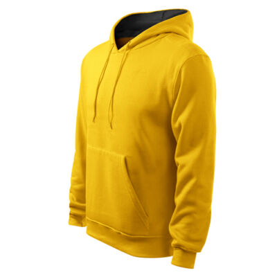 Hooded Sweater Férfi kapucnis pulóver