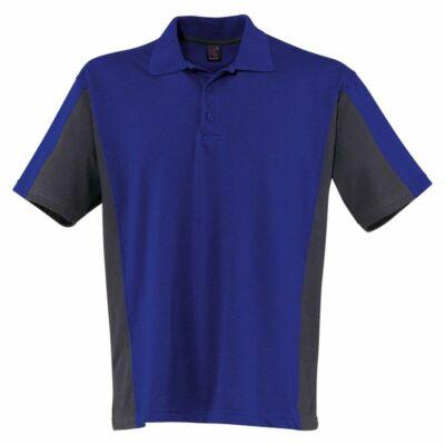 Shirt-Dress Pique póló Kevertszálas pamut gazdag