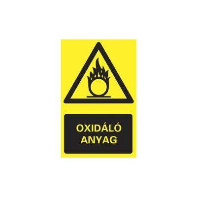 Oxidáló anyag Vinil matrica 160x250